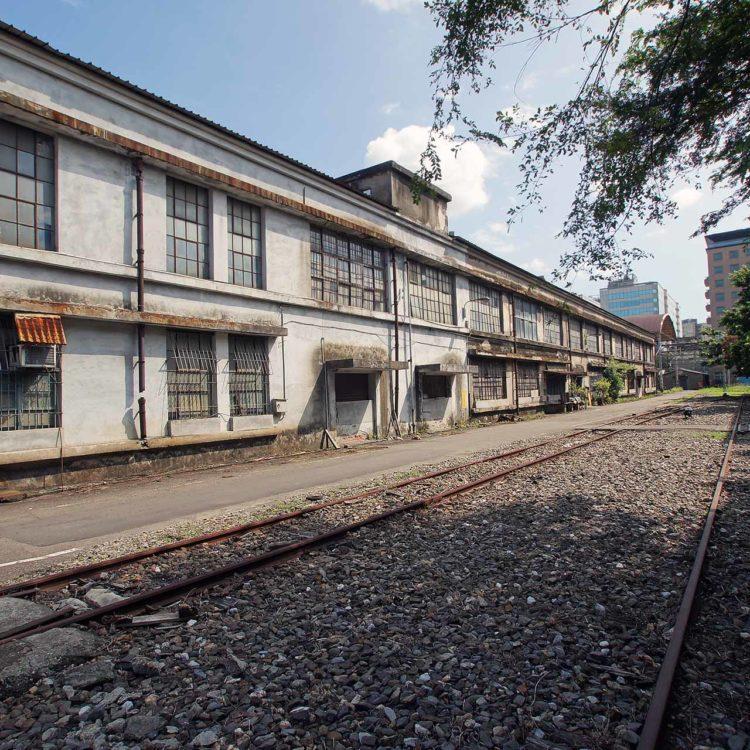 台北 台鐵台北機廠