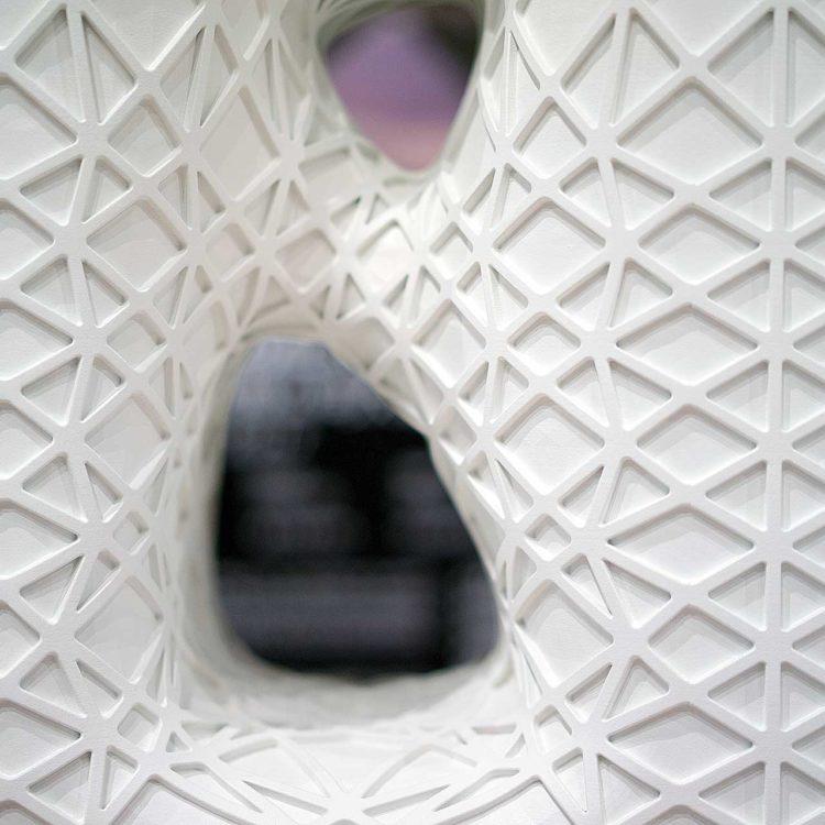 台北 札哈 • 哈蒂 (Zaha Hadid) 特展