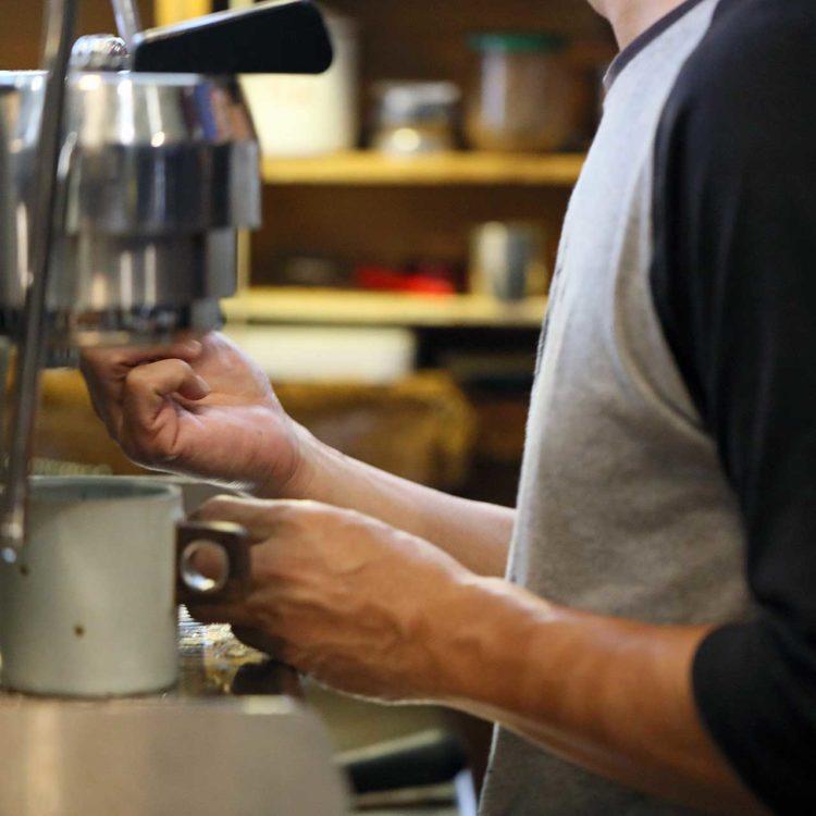 基隆 丸角咖啡