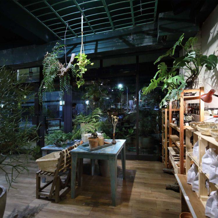 台北 野事草店
